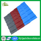 green thermal insulation chinese clear corrugated plastic roofing sheets for house