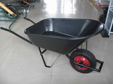 building construction tools and equipment plastic wheelbarrow