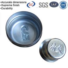 OEM aluminum bottle caps with logo