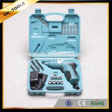 Nuovo mini 2014 3.6v/4.8v utensili elettrici elettrico avvitatore a batteria