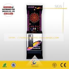 2014 newest soft tip darts machine/maximum tune arcade game machine