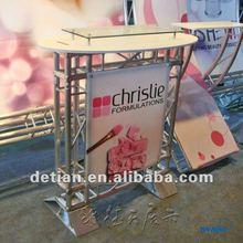 custom portable beauty salon reception desks design salon reception furniture