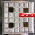 kabartmalı deri tavan paneli kabartma desenli gz krallar
