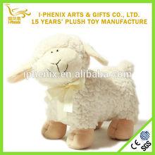 Customized Lovely Creamy Fat Sheep Minion Stuffed Plush Toys Wholesale