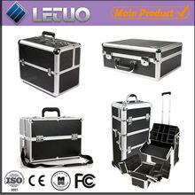 Hot black customized metal aluminum tool case / plastic tool case LT-TC