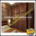 moderno e portátil dobrável de lona de tecido de roupas do armário roupeiro porta de correr