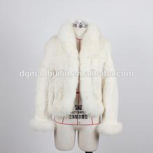 Oem fabricante de moda joven modelos abrigos de lana para la mujer