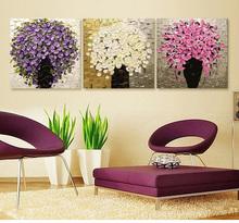 Group multi-panel home decor DIY digital oil painting canvas