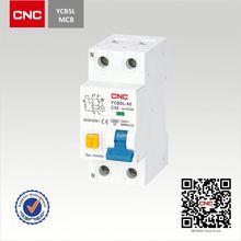China 500 enterprises YCB5L-40 mcb mccb circuit breaker rccb earth leakage