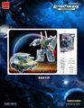 2014 popular alta qualidade transformam robô de brinquedo 6601d shantou brinquedos