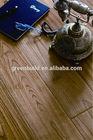 Hand Scraped Embossed Grey Oak Wood flooring Guangzhou Price