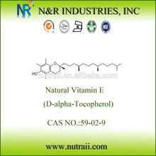 Natural d- alfa tocoferol 1000iu