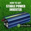 pure sine wave inverter DC AC Inverter 12V 220V solar power inverter