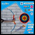 2015 tema caliente juguete de niño la caza de arco y la flecha de tiro con arco arco set