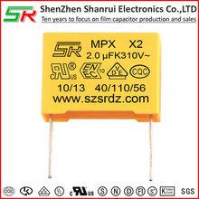 electronic passive components Kondensator capacitors 275v x2