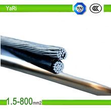 0.6/1Kv PE/XLPE/PVC insulation cables abc