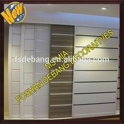 China girl design pvc kitchen sliding doors and windows
