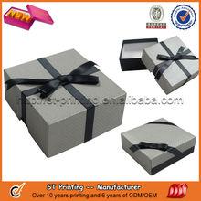2014 Hot sell paper gift box,wedding gift box