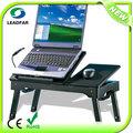 mesa plegable portátil ajustable escritorio del ordenador portátil