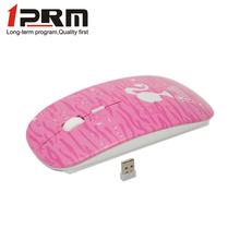 Mini Stylish Laptop Computer Wireless USB Optical Mouse MF-822