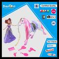 2014 hot item brinquedos de meninas t baby carriage cavalo carrinho