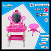 2014 hot item girls toys beauty set toy piano dresser