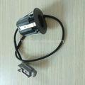 25994- 5e9k7- b083 reverso do carro sensor de estacionamento para nissan