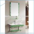 415 verde vidro armário de banheiro