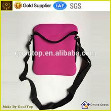 neoprene laptop bag with shoulder strap