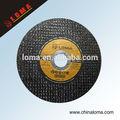 El disco super-delgado de corte, máquina de corte