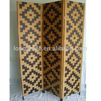 new design wholesale handmade woven custom size dividers dubai room divider cheap folding screen
