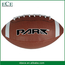 sale official size 6 custom size match quality rugby ball pu american football