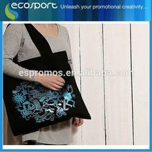2015 custom printed canvas tote bag