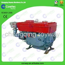 Alibaba China Supplier 4-stroke single cylinder 16kw diesel engine water cooling system