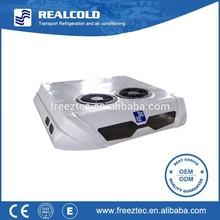 Direct drive 12v rooftop van air conditioner, van roof mounted air conditioner, mini van air conditioner