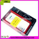china factory fashion phone case plastic box pack