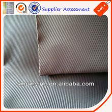 cheap 230T twill taffeta fabric for summer jacket lining to nigeria market 230t medium twill taffeta textile factory in china