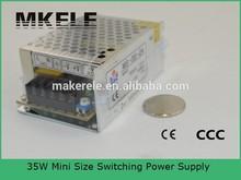 MS-35-15 mini szie 15v switch mode power supplies 35w