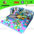 Crianças interior macio equipamentos de playground