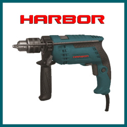 (HB-ID001)drill machine made in china crown impact drill, 13mm impact drive drill, impact drill z1j, power tools