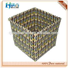Laundry Room Plastic Storage Baskets