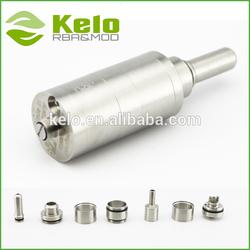 stainless steel material rebuildable original clone kayfun lite atomizer