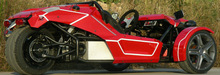 250cc New Ztr roadster for dult with EEC approved