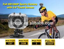 2.4 inch touch screen sensor technology spy camera wholesale disposable digital camera