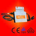 P&p 250w energía de montaje en techo de cuadrícula corbata solar sistema de cc a la ca, mppt inversor micro, que coincida con las propiedades de alta del panel solar