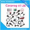 [2015 Newest] CARPROG car repair tool car prog V7.28 full set with all softwares(radios,odometers, dashboards, immobilizer)