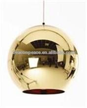 Dia 15 Tom dixon Copper Shade Lamp