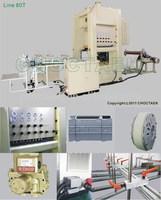 80T Full-auto Aluminium Foil Container Machine