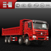 German quality and low price tippers!Sinotruk HOWO 8x4 dump truck made in china for low price and good quality
