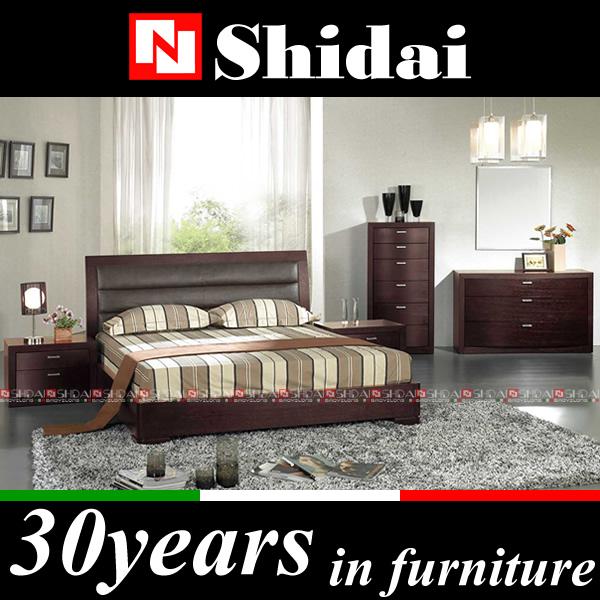 Camera da letto mobili moderni/camera da letto di lusso set ...